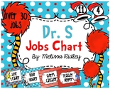 Dr. S Inspired Jobs Chart