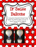 Dr S Inspired Oh the Places You'll Go Hot Air Balloons/Car