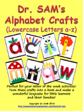 Dr. SAM's Alphabet Crafts (Lowercase Letters a-z)