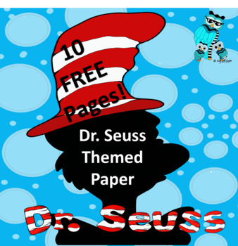 Dr. Seuss 10 Free Pages!