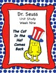 Dr. Seuss 4 Week Mini Bundle C