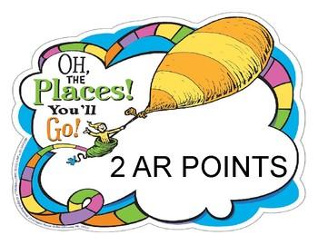 Dr. Seuss AR Goals