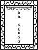 Dr. Seuss Acrostic Poem