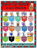 Dr. Seuss Activities: Wockets in my Pockets Sight Word and