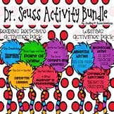Dr Seuss Activity Bundle