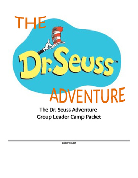Dr. Seuss Adventure_Out of School Day Camp_10 Day Group Le