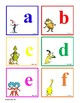 Dr. Seuss Alphabet Flash Cards