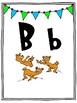 Dr. Seuss Alphabet- banner background