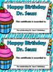 Dr. Seuss Author Study