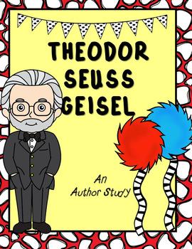 Dr. Seuss: Author Study