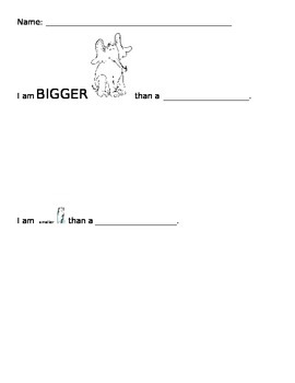 Dr. Seuss Author Study:  Horton Hears a Who