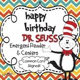Dr. Seuss Birthday ELA Unit