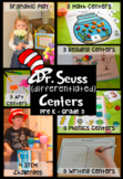 Dr. Seuss Birthday Learning Pack