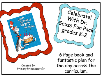 Dr Seuss Birthday Packet