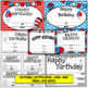 Class Birthday Set- Whimsical - Editable