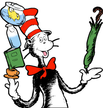 Image result for dr. seuss
