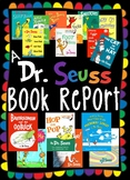 Student Book Report (Dr. Seuss inspired)