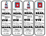 Dr. Seuss Bookmarks