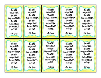 photo relating to Dr Seuss Printable Bookmarks referred to as Dr Seuss Bookmarks Worksheets Instruction Products TpT