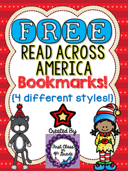 picture about Read Across America Printable referred to as Examine Throughout The united states Bookmarks Worksheets Schooling