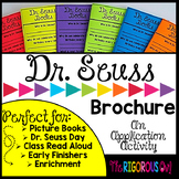 Dr. Seuss Brochure