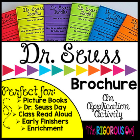 Dr. Seuss Brochure Tri-fold