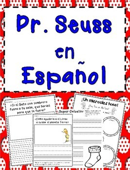 Dr. Seuss Bundle in Spanish