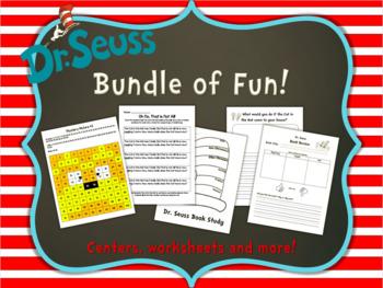Dr. Seuss Bundle of Fun