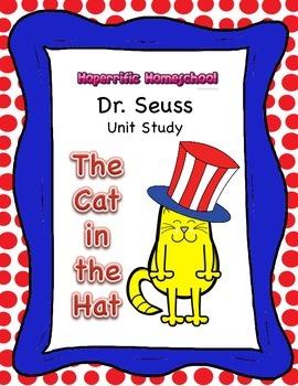 Dr. Seuss Cat in the Hat Unit #1