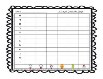 Dr. Seuss Character Graphing