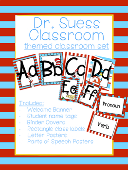 photo about Dr Seuss Letters Printable named Dr Seuss Clroom Reputation Tags Worksheets Education Supplies