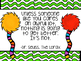 Dr. Seuss Classroom Quotes