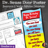 Dr. Seuss Collaborative Classroom Door Poster; Bookmarks &