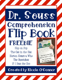 Dr. Seuss Comprehension Flip Book Freebie
