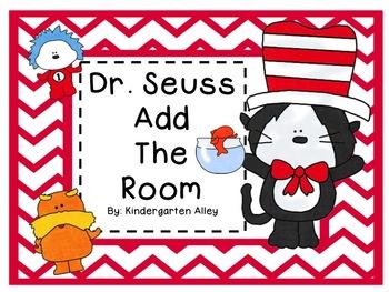 Dr. Seuss Count/Add The Room Bundle