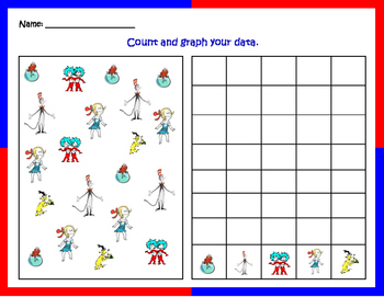 Dr. Seuss Count and Graph