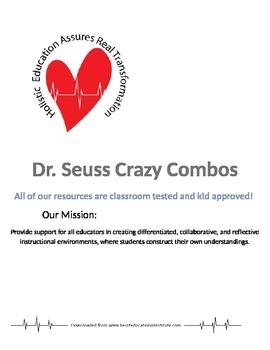 Dr. Seuss Crazy Combos