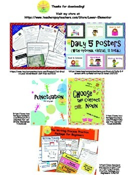 Dr. Seuss Create & Write About Your Own Imaginary Creature