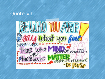 Dr. Seuss Critical Thinking Quotes