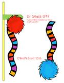 Dr Seuss Day