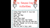Dr. Seuss Day Activities: Google Slides Version