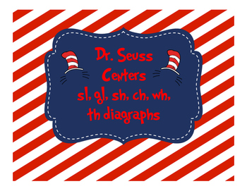 Dr. Seuss Diagraphs