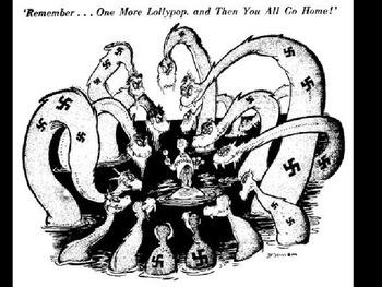Dr. Seuss, Disney World II Propaganda ppt
