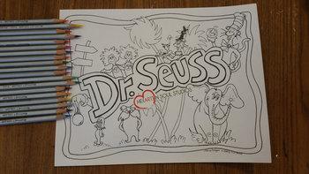 Dr Seuss Doodle