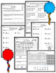 Dr. Seuss ELA and Math Worksheets