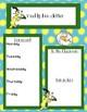 Dr. Seuss Editable Weekly Newsletter
