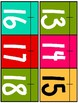 Dr. Seuss Theme Classroom Number Line