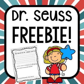 Dr. Seuss FREEBIE