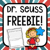 Dr. Seuss FREEBIE