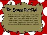 Dr. Seuss Fact Find
